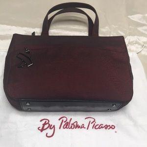Paloma Picasso Purse with Original Dust Bag